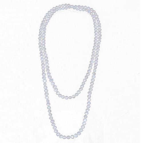 供应 白色两面光珍珠