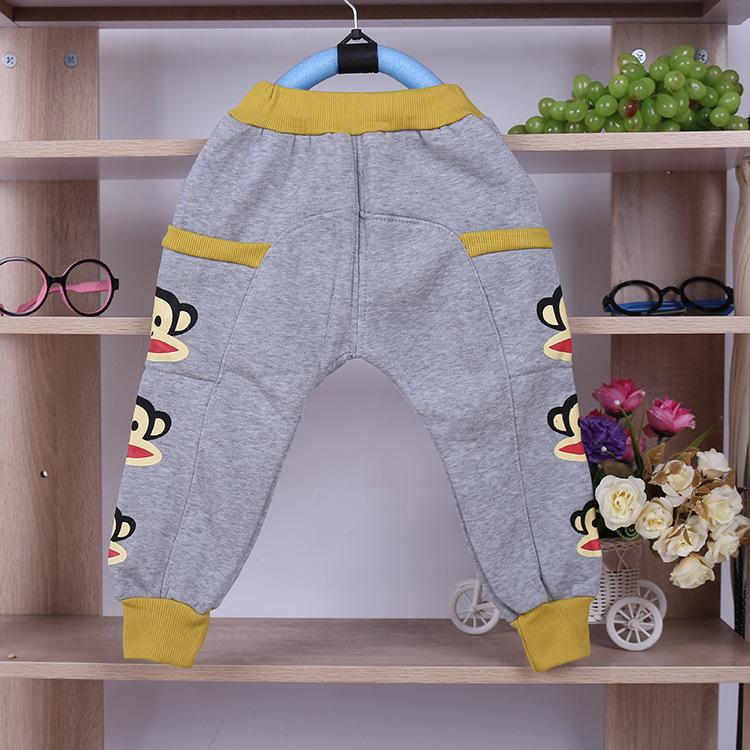 儿童秋装 童裤儿童哈伦裤 精品童装外贸批发厂家一件代发儿童秋装