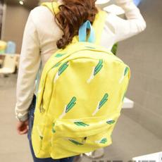 供应新款时尚香蕉冰棍双肩背包