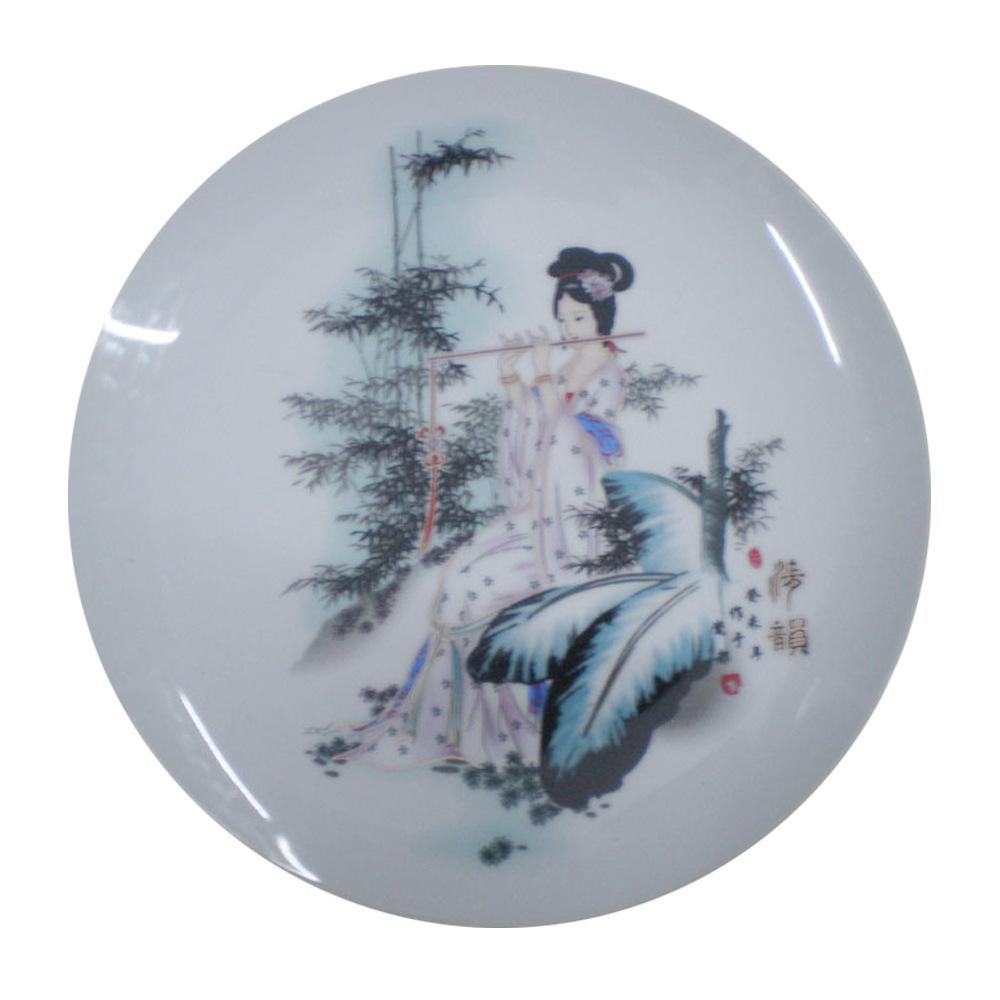 景德镇厂家直批可加LOGO的富丽真金创意骨瓷商务礼品餐具餐具套装