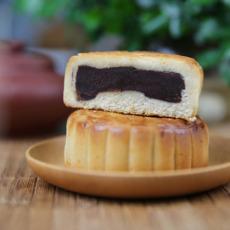 供应五仁月饼500g 枣泥豆沙月饼东北老式传统月饼散装