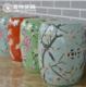供应庐陵手绘瓷现代中式陶瓷鼓凳手工彩绘工艺品家居装饰绣墩镂空订做