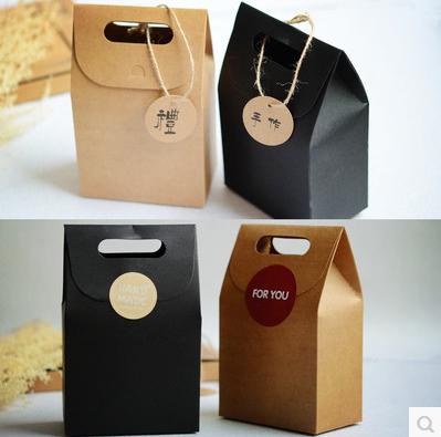 首饰品礼品食品包装纸袋优质牛皮卡纸