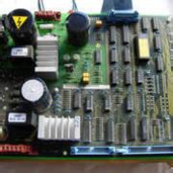 烫金机电路板维修