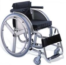 凯洋运动休闲轮椅KY721L手动可折叠轻便铝合金轮椅