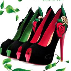 销售厂家一双起批韩版真皮超高跟厚防水台鱼嘴女式凉鞋高跟女鞋