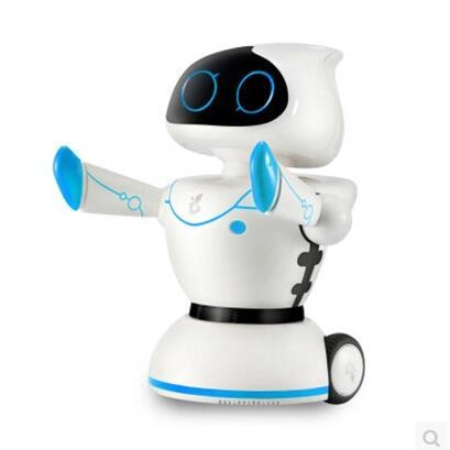 小萝卜智能机器人儿童礼物小胖陪伴早教学习对话互动跳舞机器人