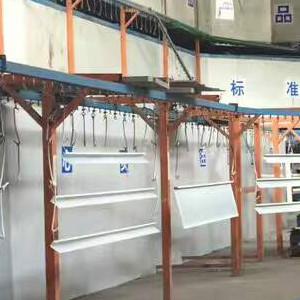 重庆栏杆喷塑加工厂栏杆表面处理制作厂