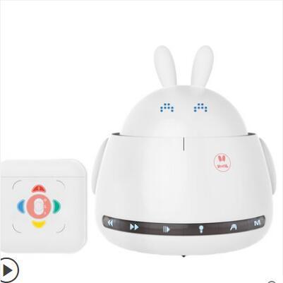 阿李罗火火兔智能机器人儿童早教机M6遥控故事机宝宝儿童益智玩具