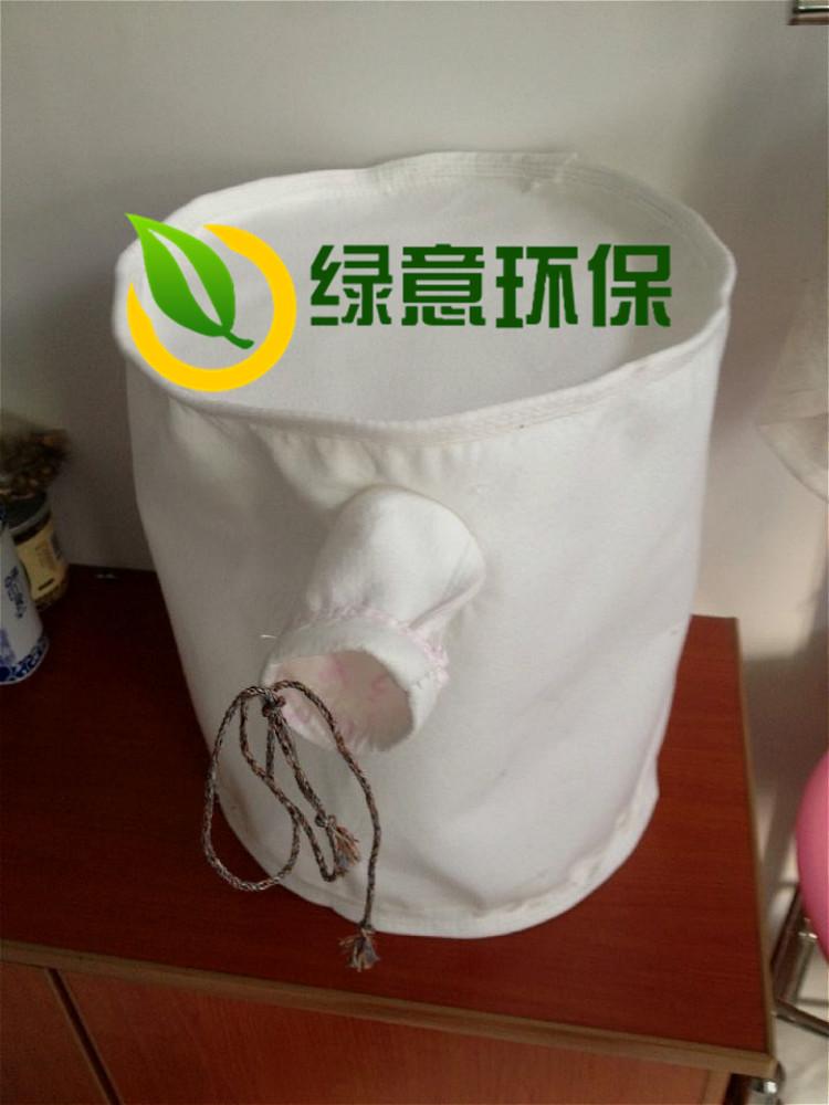 定制异形除尘袋风机用小口大肚防尘袋针刺毡水泥仓顶出气用滤袋