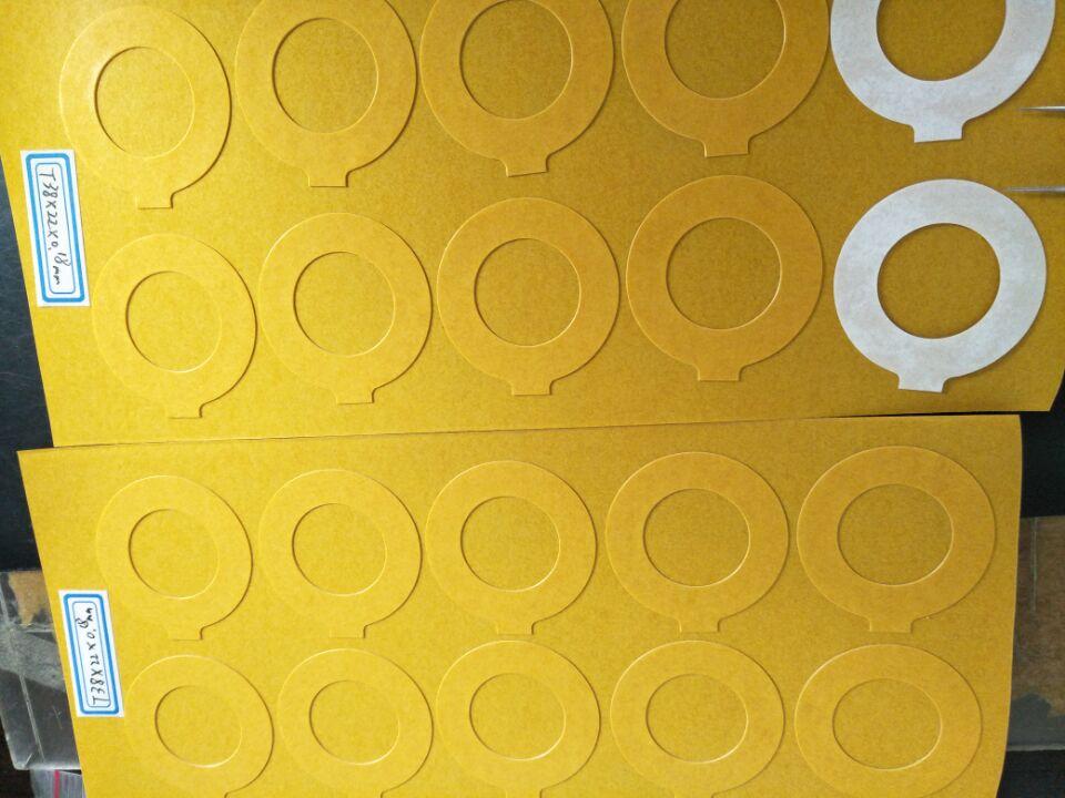 杜邦NOMEX410绝缘纸 高温绝缘片 航空航天电子高温绝缘材料 苏州吴雁电子绝缘材料