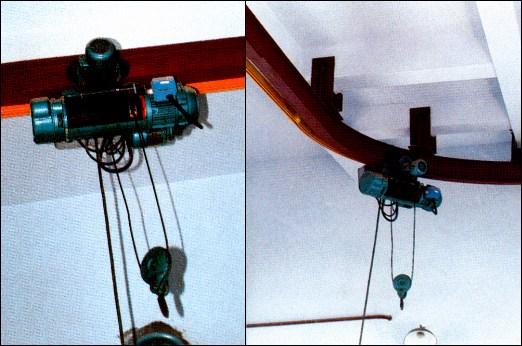 能任意弯曲的葫芦 md型双速电动葫芦 .