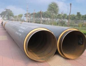 聚氨酯发泡保温钢管/昊翔钢管批发