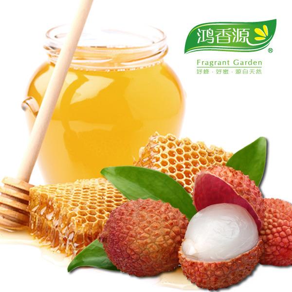 鸿香源荔枝蜂蜜原料
