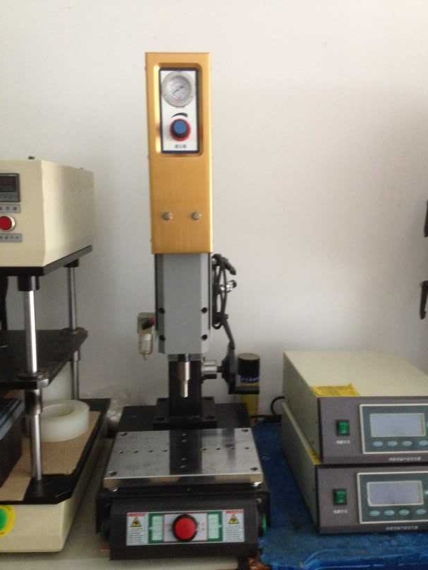 20KC超声波喇叭铆焊机