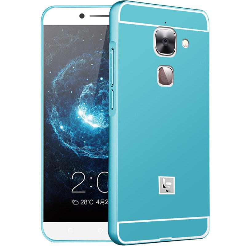 乐视2手机壳乐视2pro手机保护套乐视1s金属边框后盖防摔外壳