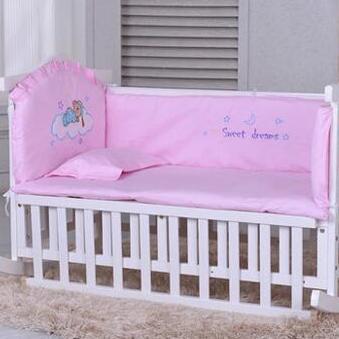 贝多美环保油漆婴儿床