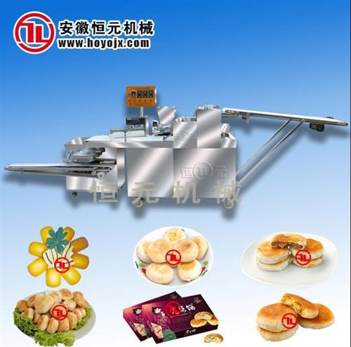 微型酥饼机|宿州酥饼机|恒元机械(查看)