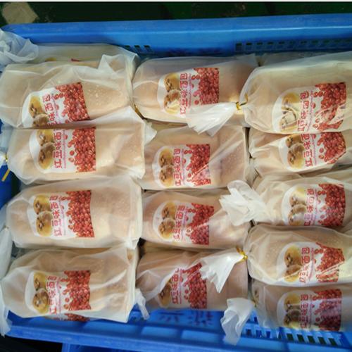 供应红豆味面包
