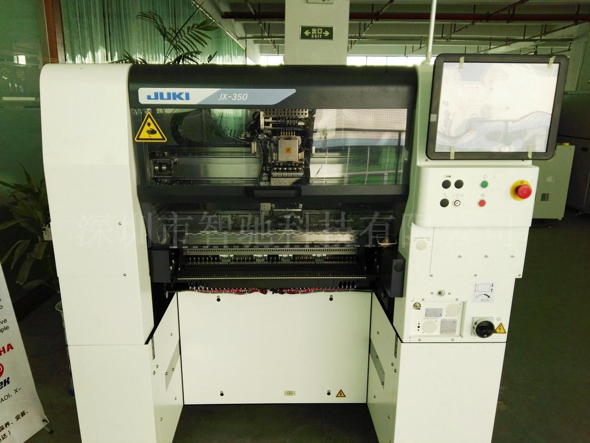 供应JUKI长基板高速贴片机JX-350样机