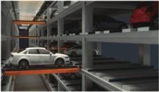 直供地下多层高智能全自动化机械式立体车库停车设备