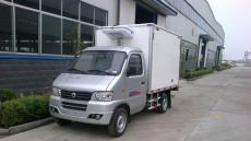 微型国四冷藏车夏季优惠促销 国四冷藏车