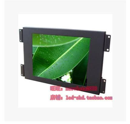 8.4寸液晶触摸显示器上架式军工触摸屏显示器8寸工业触控屏