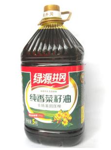 本土优质菜籽油批发零售