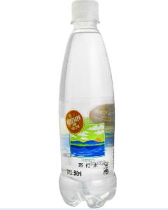 海昌Horien5℃ 无气苏打水 无糖原味味 500ml/瓶