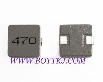 一体成型电感BWSL0605-1R0M合金粉电感 贴片功率电感 大电流电感