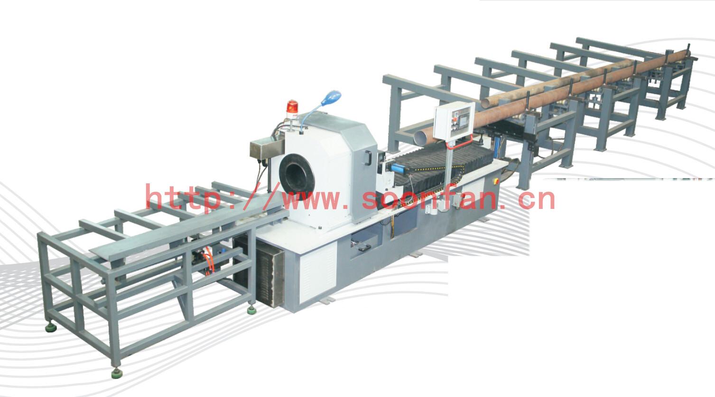 供应SOONFAN232电动切管机,旋刀切管可倒角