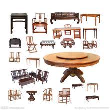 供应 实木茶桌中式仿古家具榆木茶艺桌功夫茶桌明清古典茶桌椅