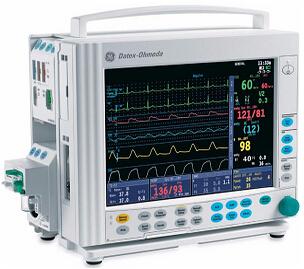 多参数二手心电监护仪销售租赁血氧体温探头心电缆线