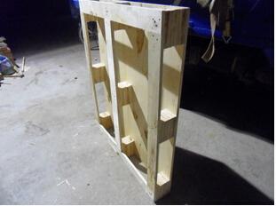 供应液压件专用托盘栈板