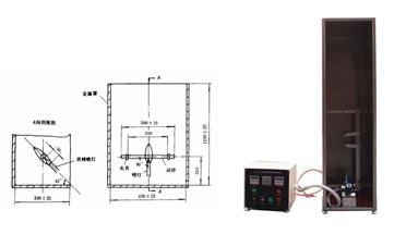 浙江单根电线电缆水平/垂直燃烧试验机专业生产厂家