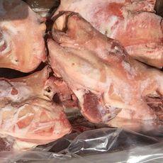 供应 进口猪头 冷冻猪头 智利06-06半头 货源充足 最新日期