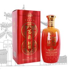 汤沟镇白酒海州湾百年原浆酒41.8度500ml