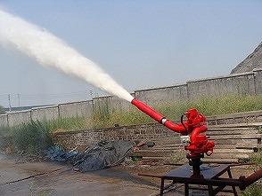 PSKD系列防爆电动消防水炮