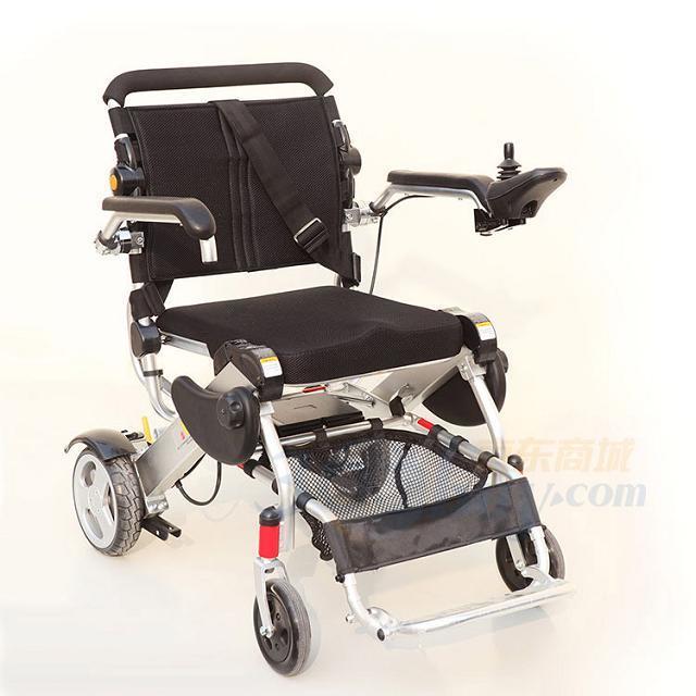 康帝牌锂电池轻便舒适续行里程远的电动轮椅车