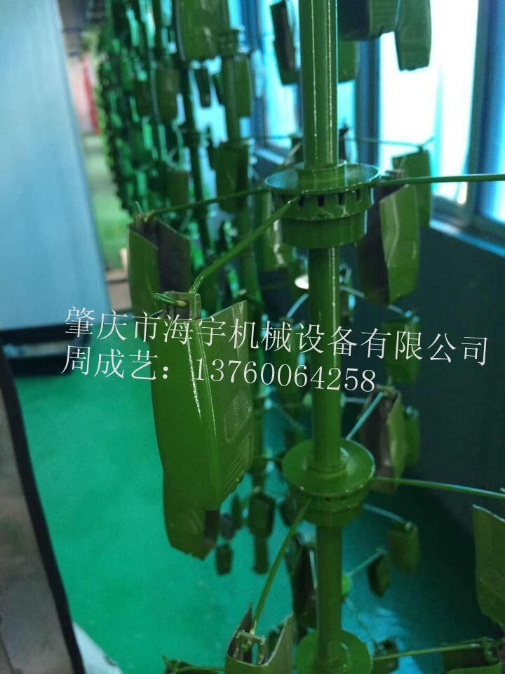 供应水油通用静电喷涂机