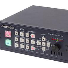 datavideo 洋铭 DVK-200 代替DVK-100抠像机 SD虚拟视频抠像机