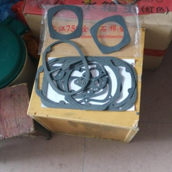 长江750边三轮摩托车配件---32全车纸垫