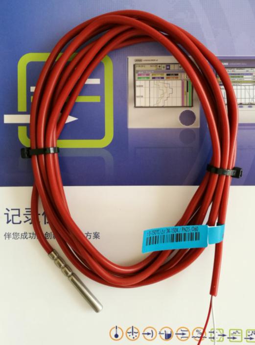 JUMO 902435-10久茂带电缆热电阻