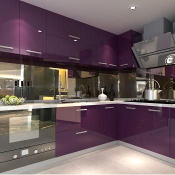 供应 皮阿诺橱柜 现代厨房厨柜整体