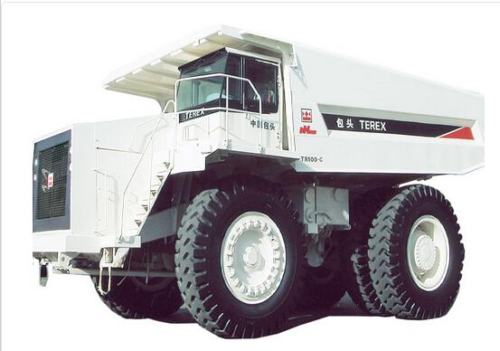 内蒙古北方重型汽车股份有限公司TR100C自卸车