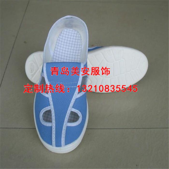 青岛美安服饰:PU底的防静电鞋的优势在哪里?