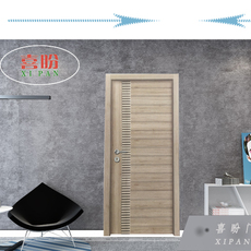 喜盼韩式拼接生态室内门