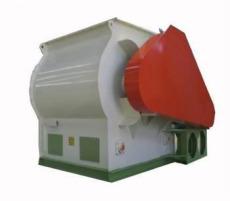 双鹤大型饲料搅拌混合机双轴桨叶式饲料混合机气动阀门饲料混合机