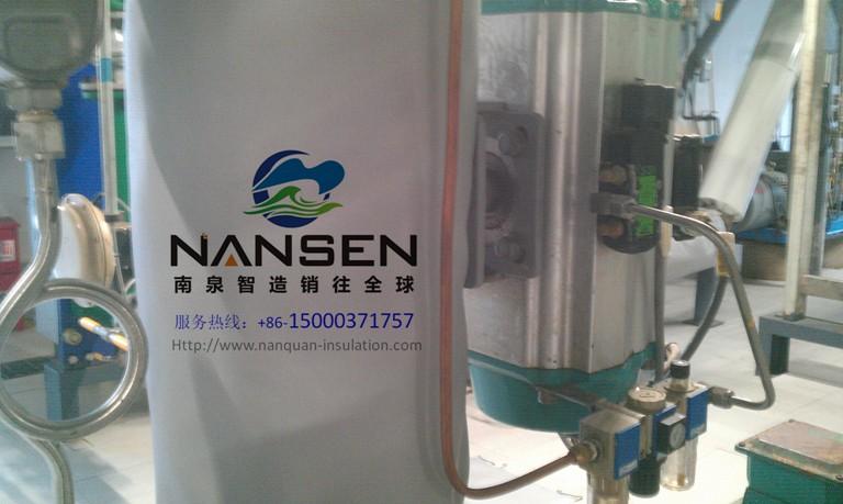 南泉供应食品行业阀门可拆装式方便检修保温套