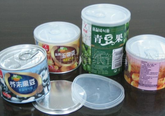 供应2L塑料密封罐透明不宜破碎方形食品密封储物罐